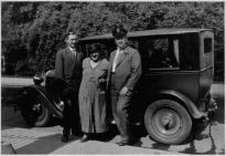 1932 / Martin, Margarete und Alfred Geyer