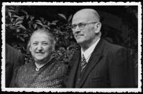 Margarete und Alfred Geyer im hoeheren Alter