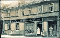 Baeckerei Paessold / Poststrasse 17 / Ilmenau