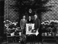 1933 / 25-jaehriges Geschaeftsjubilaeum