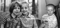 Alexander, Jenny und Joseph Geyer (vlnr)