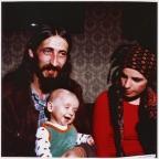 1979 - Doris und Walter Geyer mit ihrem Sohn Joseph