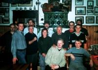 Die Tischler in den 90er Jahren