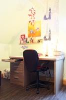 Jugendzimmer / Schreibtisch
